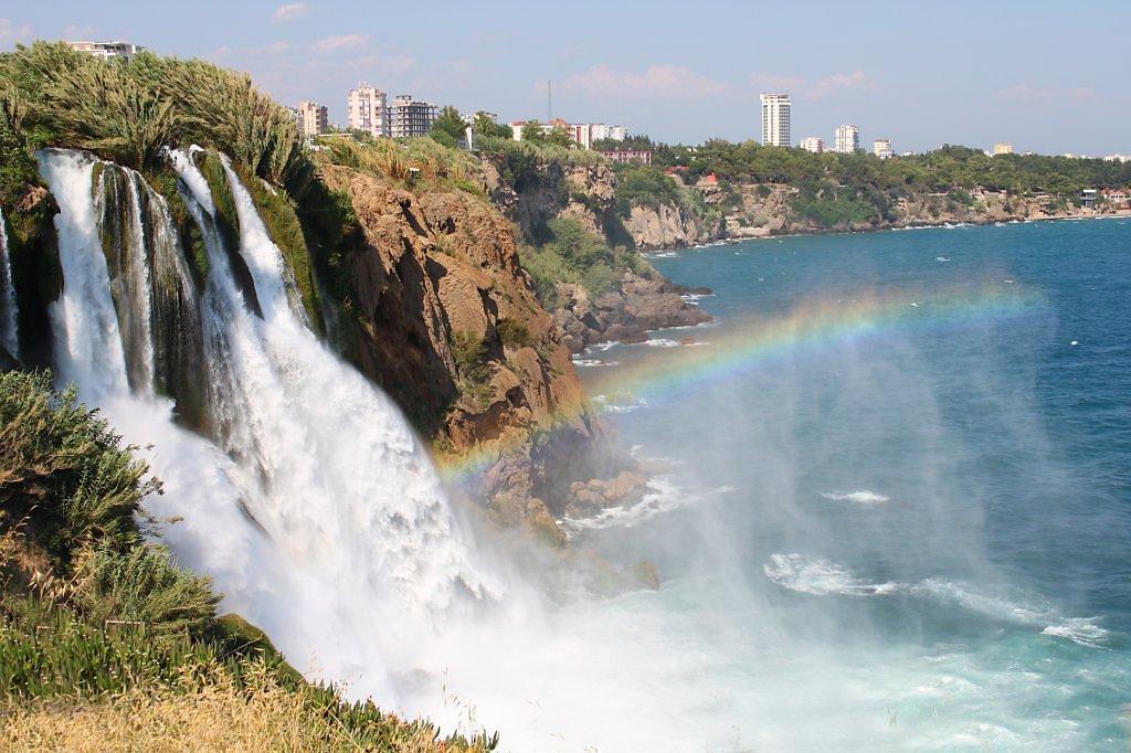 водопады турция фото предварительные
