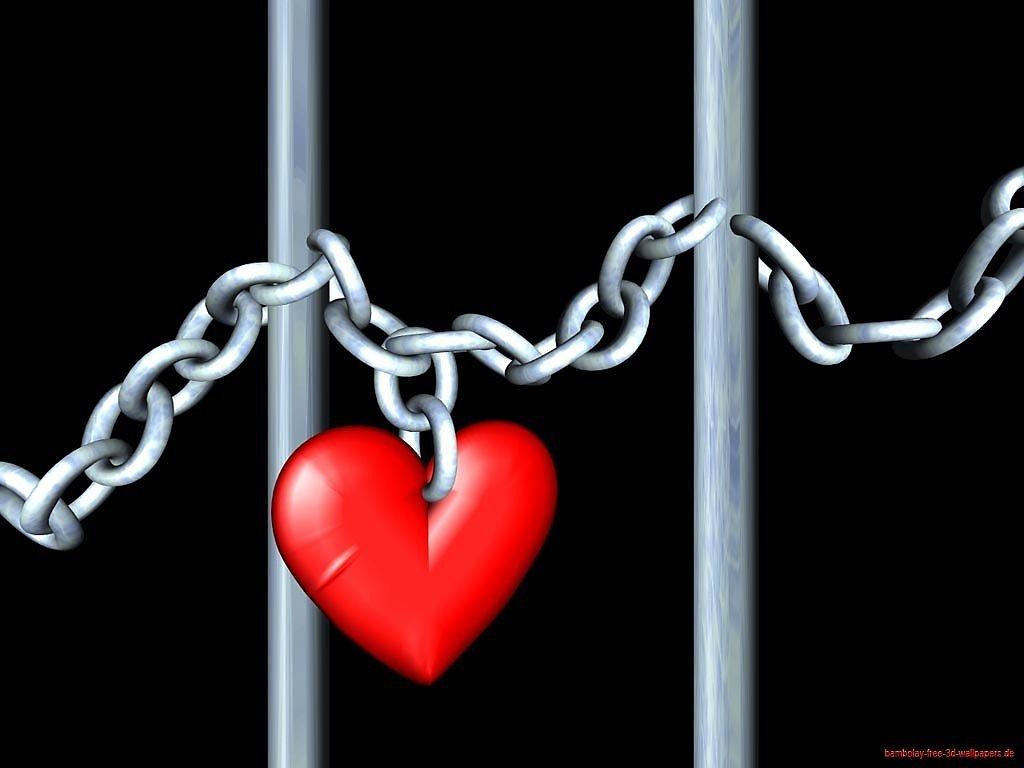 Картинки про любовь за решеткой