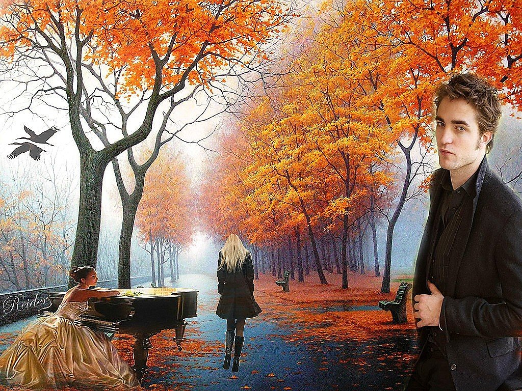 Картинки разлука осень