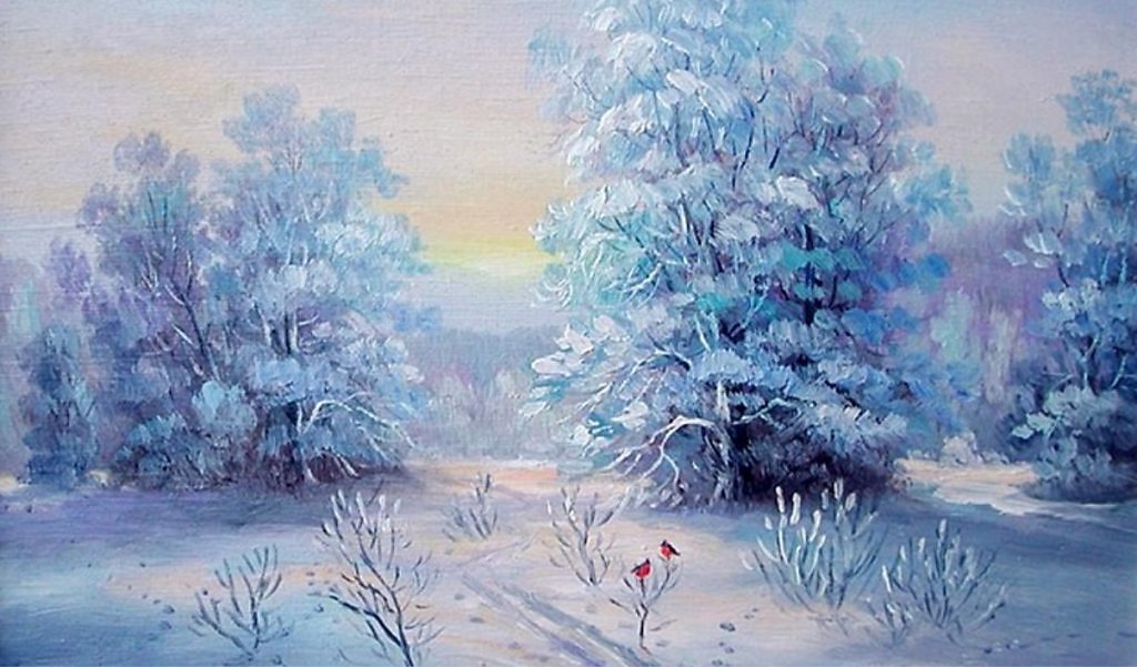 зимнее утро пушкин анимация вообще понравились, розали