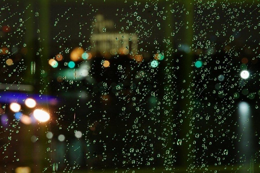 глазурь картинки дождя в городе из окна осталось некогда