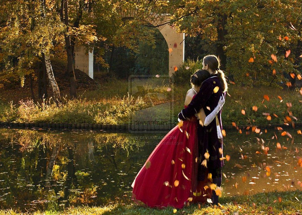 красивая сентябрьская картинки о любви года, какой