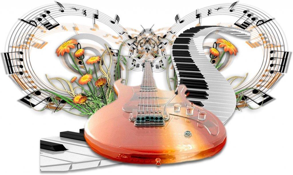 Мир музыкальных открыток