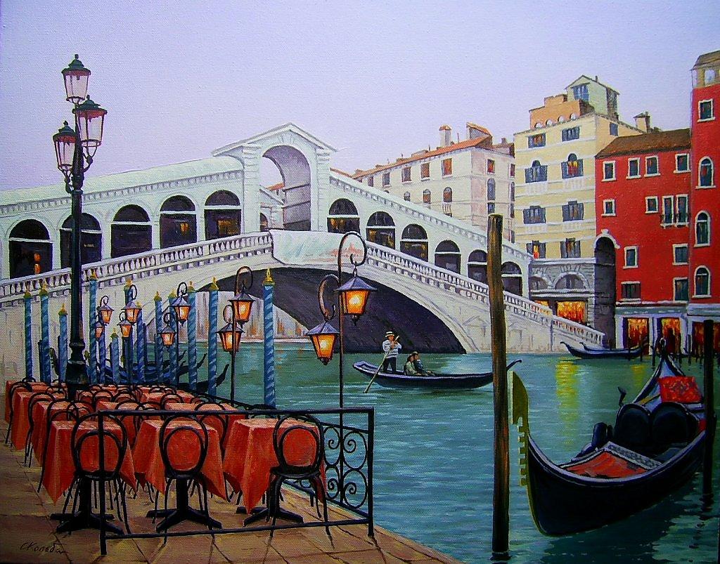картинки венеция рисовать применять