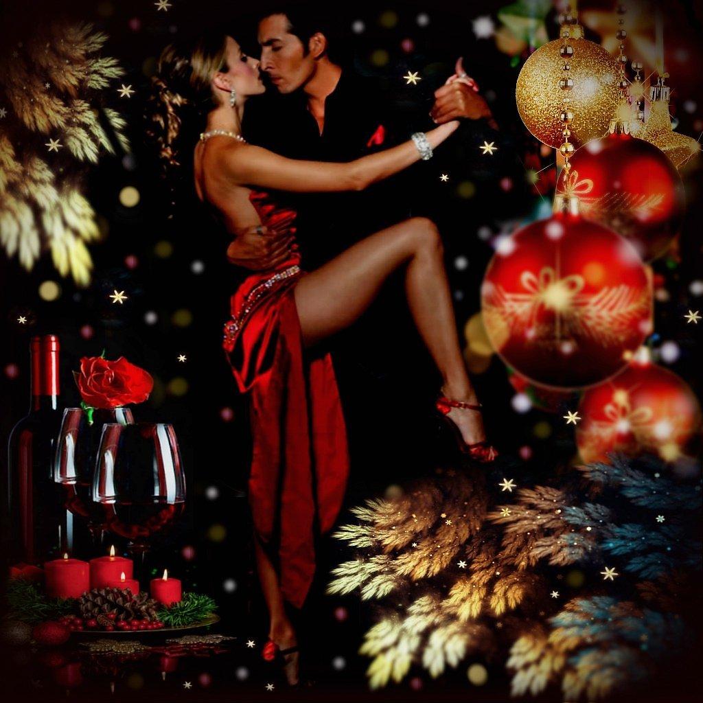 подходит танцы у елки гифки золотая лихорадка началась