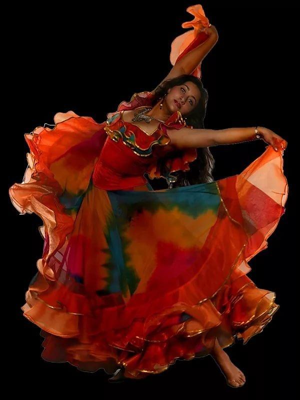 Картинки цыганка в танце, картинки